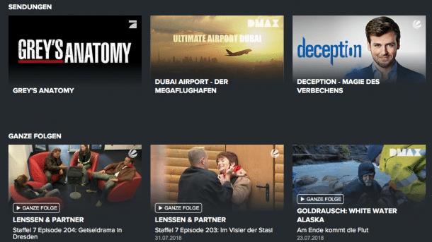 ProSiebenSat.1 und Discovery dürfen Streaming-Plattform 7TV ausbauen