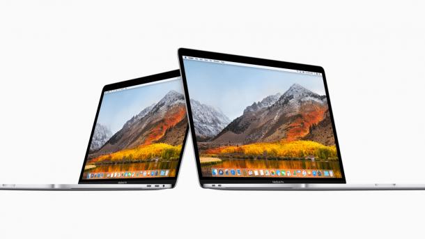 Verlötete SSD: 2018er MacBook Pro fehlt offenbar Datenrettungs-Option