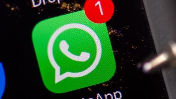 Siri in WhatsApp