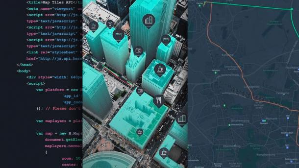 Here Technologies mit neuem Freemium-Angebot für Entwickler