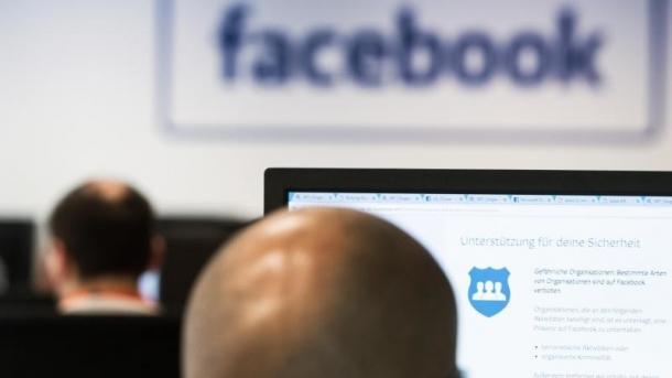 Löschzentrum von Facebook