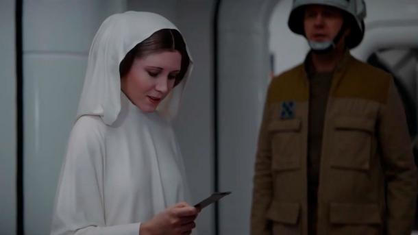 Star Wars: Episode IX: Szenen mit der echten Carrie Fisher geplant