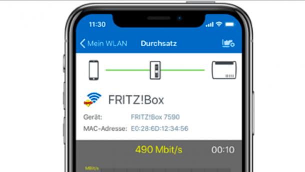 Fritz-App WLAN kommt auf iOS