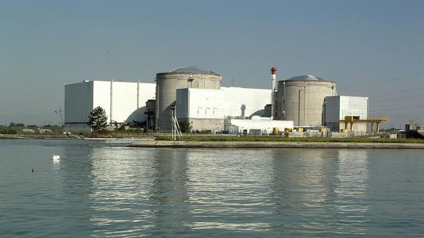 Umstrittenes Atomkraftwerk Fessenheim soll bis Ende 2019 laufen