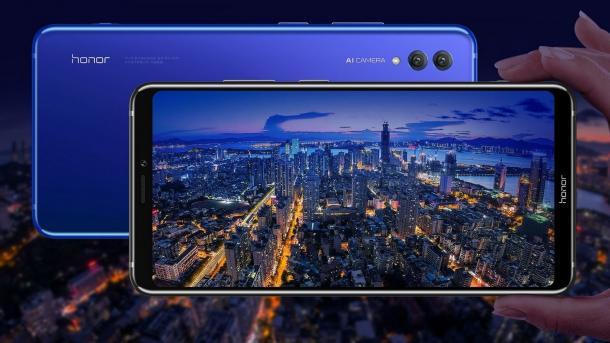 Honor Note 10: Riesen-Handy mit Riesen-Akku