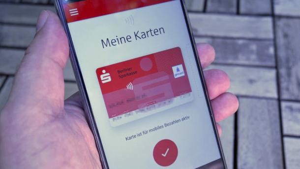 Mobiles Bezahlen: Jetzt auch bei der Berliner Sparkasse