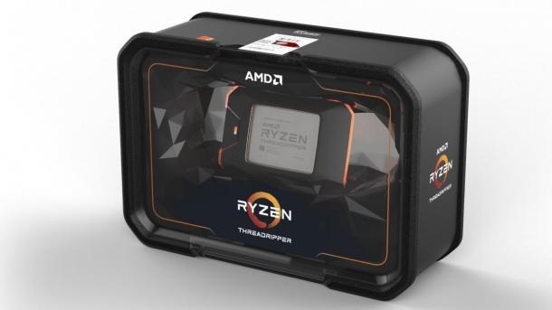 Ryzen Threadripper 2990WX: 32 CPU-Kerne für unter 2000 Euro