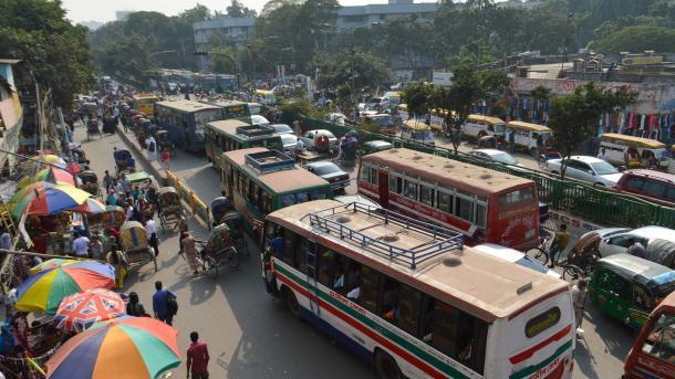 Schülerproteste in Bangladesch: 3G und 4G abgeschaltet