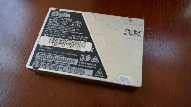 IBM-SSD mit STT-MRAM