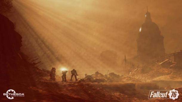 Nicht auf Steam: Wer Fallout 76 spielen will, muss Bethesda-Launcher installieren
