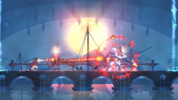 Dead Cells angespielt: Tote Pixel
