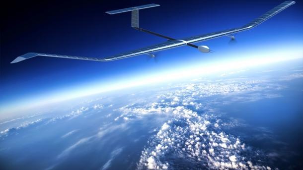 Airbus-Solarflugzeug stellt Weltrekord auf: 26 Tage in der Luft