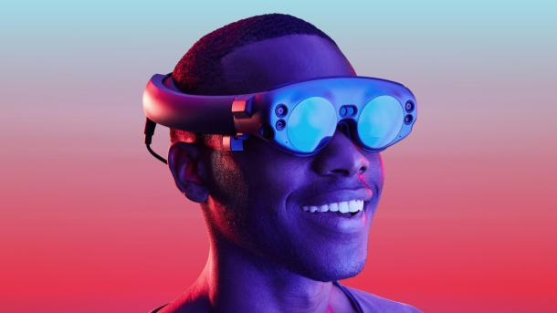 AR-Brille Magic Leap One kostet 2300 US-Dollar
