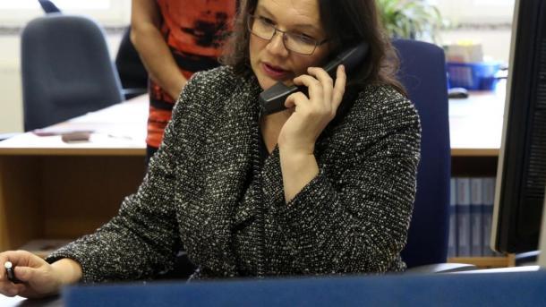 """Übermacht von Google und Co: SPD-Chefin fordert """"Daten-für-Alle""""-Gesetz"""