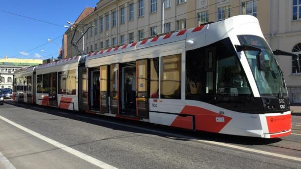 Straßenbahn in Tallinn