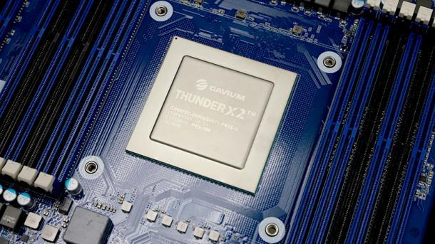 Gigabyte Cavium ThunderX2 Server