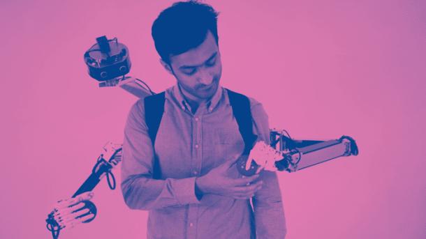 Japanische Forscher konstruieren Extra-Gliedmaßen mit VR-Steuerung
