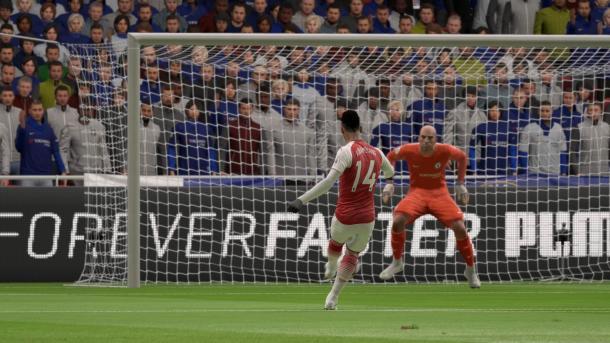 FIFA 19 lässt PES 2019 im Staub