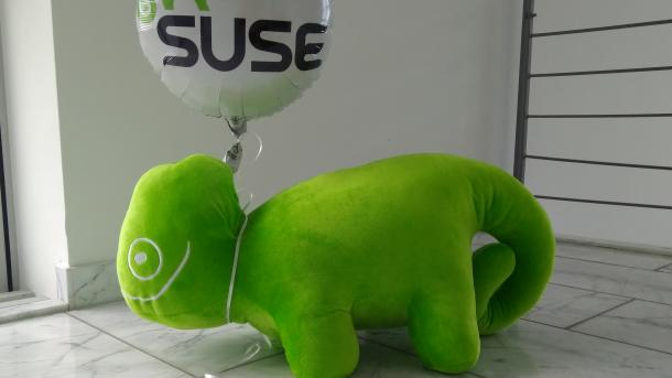 SUSE mit optimiertem Enterprise-Linux für Azure