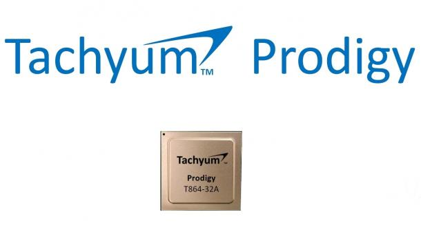 Prozessor Tachyum Prodigy T864-32A