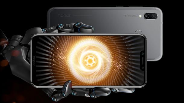 Honor Play: Huawei-Tochter zeigt das Gaming-Smartphone auf der Gamescom