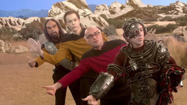 The Big Bang Theory: Bye bye, Sheldon, es ist Zeit zu gehen ...