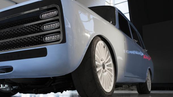 Elektroauto CV-1: Kalalschnikow zeigt Konzept für E-Auto