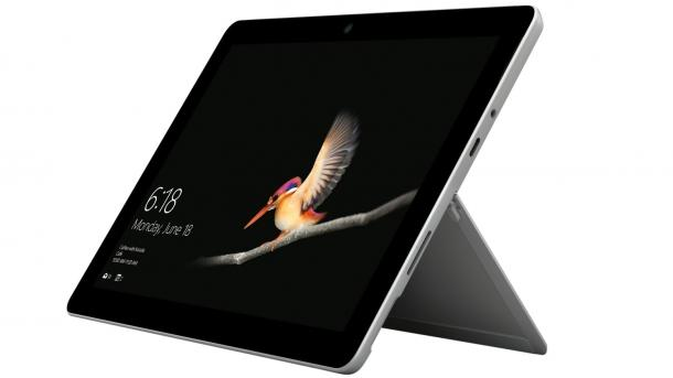 Microsoft Surface Go mit Windows 10 S