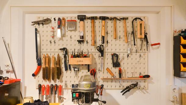 Werkzeug im Makerspace Heidelberg