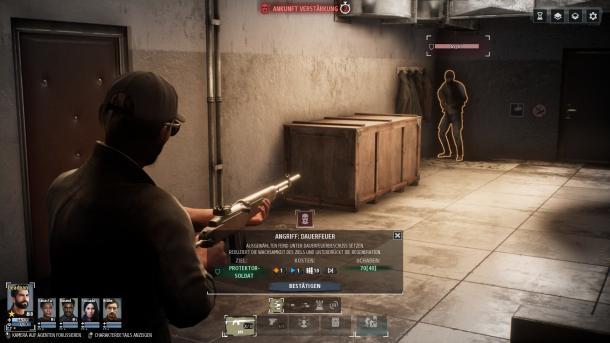 Rundenstrategiespiel Phantom Doctrine angespielt: Spione wie wir