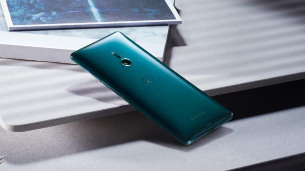 Sony Xperia XZ3 mit OLED-Display und Android 9 Pie