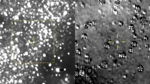 New Horizons gelingt erstes Bild des nächsten Ziels 2014 MU69