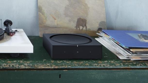 Sonos Amp: neuer Multiroom-Verstärker nun mit HDMI