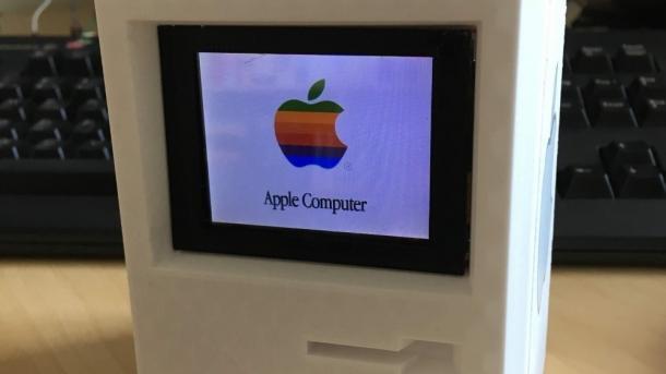 Noch einfacher: der Mini-Mac mit Arduino Uno