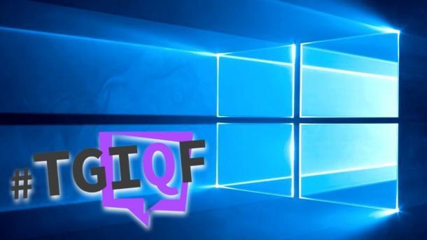 Tgiqf u das quiz für windows kenner heise online