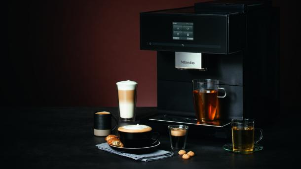 Heute bitte etwas stärker: Neue Kaffeemaschinen denken mit