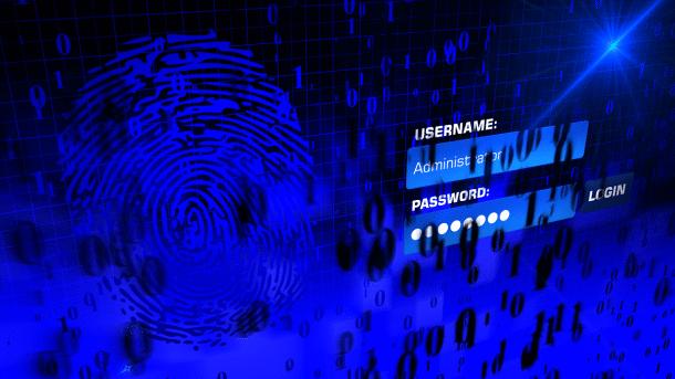 Illustration Cyberkriminalität