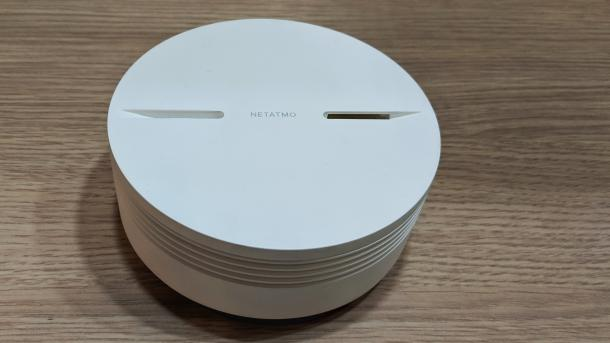 Netatmo stellt Rauchmelder mit Cloud-Anbindung vor