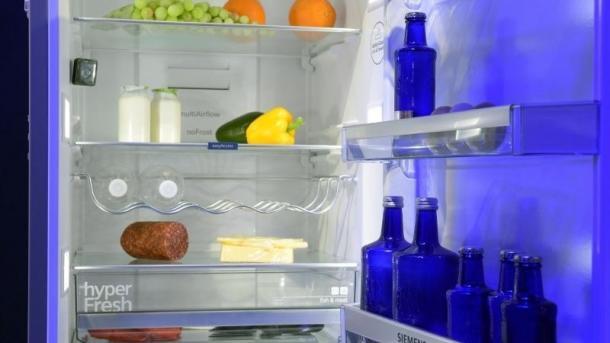 Vernetzter Kühlschrank