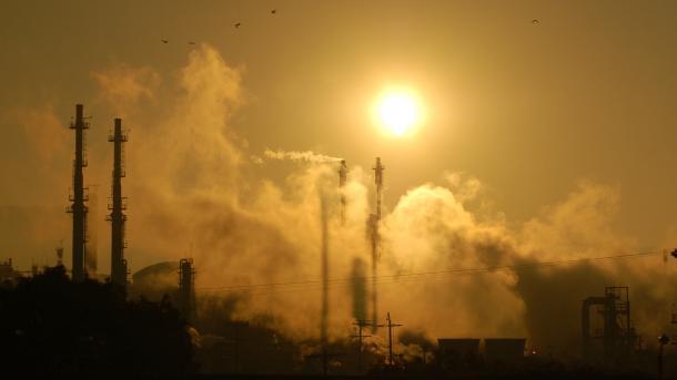 Raffinerie, Fabrik, Industrie