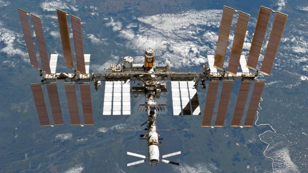 Leck auf der ISS entstand wohl durch Pfusch in Russland