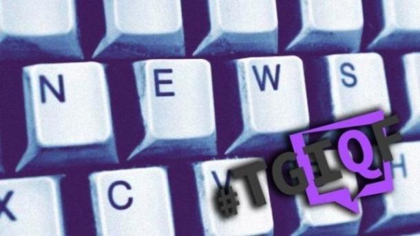 #TGIQF – das Newsticker-Quiz: Was ist diese Woche in der IT-Welt passiert?