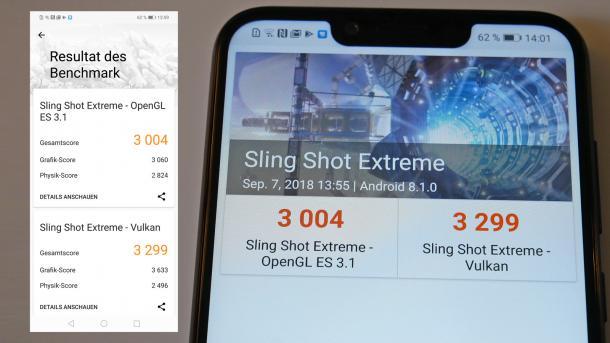 3DMark: Huawei-Handys schummeln beim Benchmark