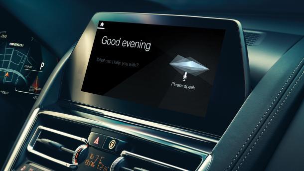Hey BWM: BMW bringt 2019 eigenen Sprachassistenten