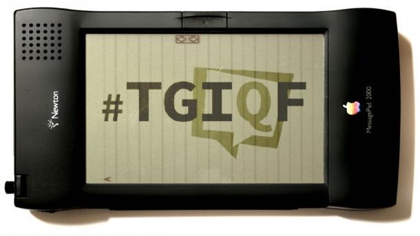 #TGIQF - vom PDA zum Tablet