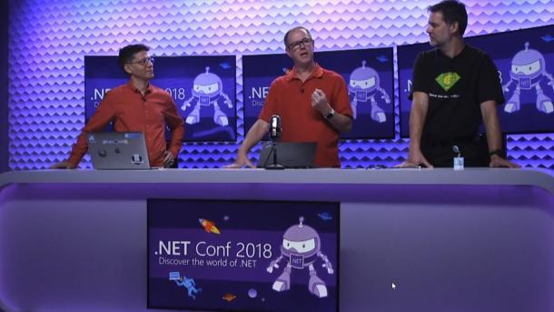 .NET Conf 2018: Microsoft verkündet Details zu .NET Core 3.0