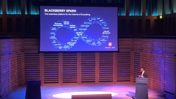 Spark - Ein neuer Name für BlackBerry Software