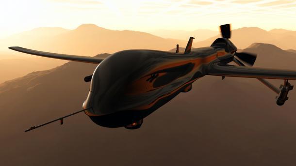 Reaper Drohne