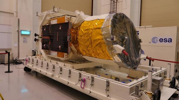 Erdbeobachtungssatellit Aeolus liefert erste Winddaten