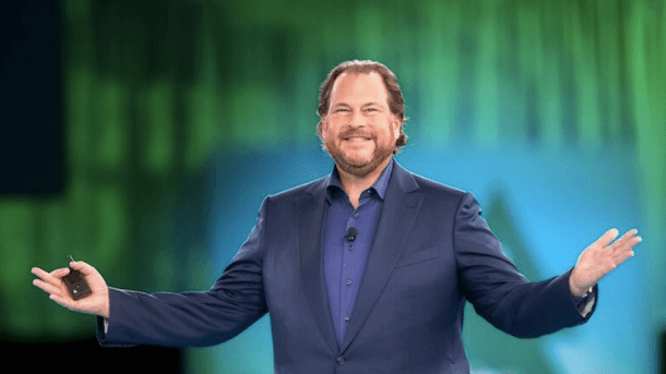 "Salesforce-Chef Benioff kauft US-Magazin ""Time"""